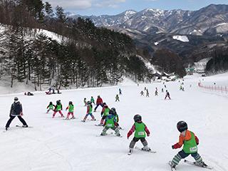 スキーお泊り(5歳:2泊3日)